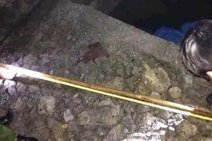 Quảng Trị: Một học sinh rơi xuống bể phốt tử vong