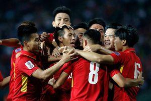 Đội tuyển Việt Nam đặt mục tiêu lọt vào vòng chung kết Asian Cup 2023
