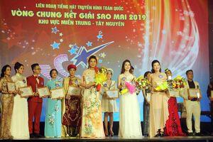 3 thí sinh miền Trung vào Chung kết toàn quốc Sao Mai 2019