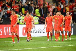 Thất bại kép của bóng đá Trung Quốc tại Asian Cup 2019