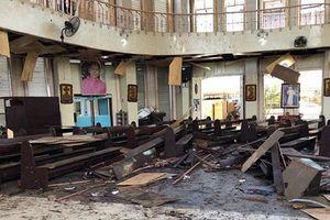 Chính phủ Philippines tuyên bố diệt trừ khủng bố sau vụ đánh bom kép