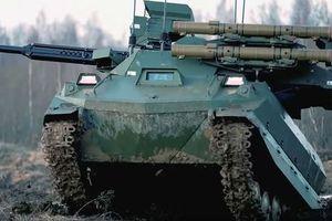 Quân đội Nga nhận robot chiến đấu tử thần 'vũ trang đến tận răng'