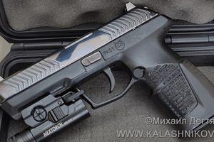 Quân đội và Cảnh sát Nga sắp tiếp nhận súng lục mới nhỏ cực uy lực