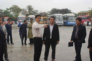 Bộ GTVT kiểm tra đột xuất công tác đảm bảo ATGT, vận tải Tết tại Huế