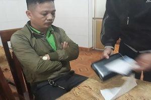 Thông tin bất ngờ vụ phóng viên tống tiền doanh nghiệp ở Nghệ An