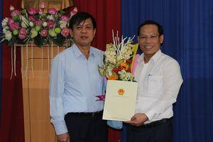 Công bố Quyết định bổ nhiệm Trưởng đại diện Văn phòng Bộ LĐ-TB&XH tại TP. Hồ Chí Minh