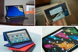 Những máy tính bảng Android tốt nhất hiện nay