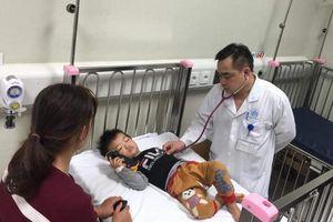 Dịp Tết Nguyên đán: Đề phòng tai nạn thương tích ở trẻ nhỏ