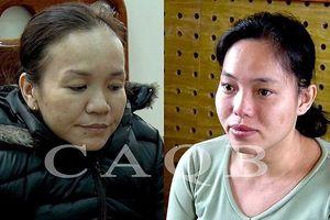 2 phụ nữ câu kết người nước ngoài lừa đảo