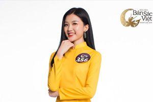 Ngắm nhan sắc nổi bật của vòng sơ khảo miền Bắc Hoa hậu Bản sắc Việt