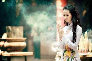 Văn khấn đền Bà Chúa Kho chuẩn phong tục để cả năm lộc tài rủng rỉnh
