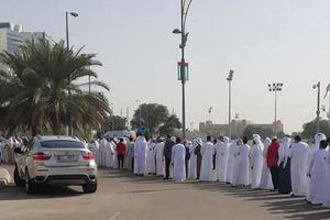 Bán kết 2: Qatar – UAE: Qatar công, UAE thủ