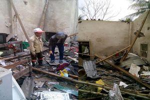 Sau vụ nổ lớn tại nhà, 5 người thương vong