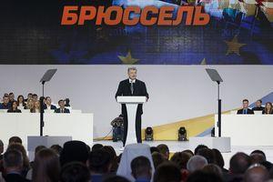 Tổng thống Poroshenko: Ukraine cần tạo 'hòa bình lạnh' với Nga