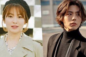 Park Bo Gum đánh giá bất ngờ về đàn chị Song Hye Kyo sau khi đóng phim chung