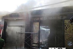 Hà Tĩnh: Khẩn trương điều tra vụ nổ khiến 5 người thương vong