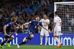 Kết quả bán kết Asian Cup 2019: Hàng thủ mắc sai lầm, Iran thảm bại trước Nhật Bản