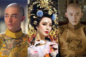 Phim cung đấu bị cấm phát sóng, người vui nhất hẳn là những vị hoàng đế Trung Hoa sau