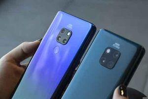 Huawei tự tin tuyên bố soán ngôi Samsung trong năm 2019