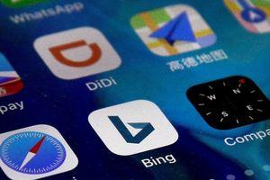 Bing ngừng hoạt động tại Trung Quốc là do lỗi kỹ thuật?