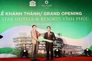 Khai trương khách sạn 5 sao đầu tiên tại Vĩnh Phúc