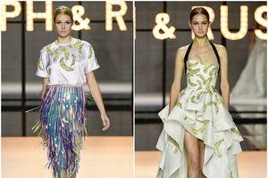 Diva Celine Dion 'vỡ òa' cảm xúc khi thấy những thiết kế tuyệt đẹp của nhà mốt Valentino