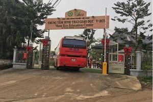 Huyện Gia Lâm: Khu sinh thái giáo dục V-Eco bộc lộ nhiều sai phạm