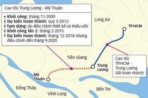 Mời Tập đoàn Đèo Cả 'giải cứu' dự án cao tốc Trung Lương - Mỹ Thuận