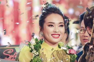 Người đẹp Bình Thuận trở thành quán quân 'Solo cùng Bolero' 2018
