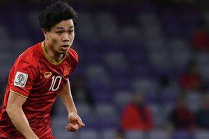 Báo UAE: Công Phượng là một trong những cầu thủ giàu nhất Việt Nam