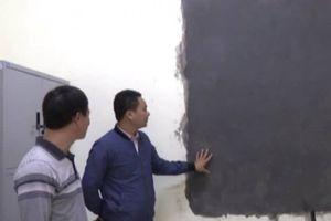 Thái Bình: Bẻ quặt camera để phá két lấy cắp hơn nửa tỉ đồng