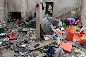 Vụ nổ khiến 5 người thương vong ở Hà Tĩnh: Tang thương bao phủ xóm nghèo ngày gần Tết