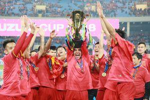 Năm thăng hoa của Bóng đá Việt Nam