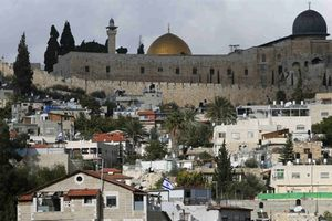 Israel cố chứng minh Jerusalem là của mình