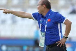 HLV Park Hang-seo sẽ dẫn dắt U22 Việt Nam dự SEA Games 30