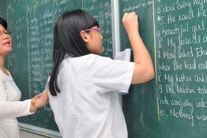Học sinh giỏi có nhiều cơ hội xét tuyển