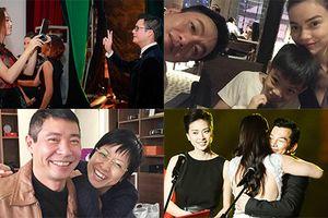 Đâu chỉ Jennifer Phạm, nhiều sao Việt cũng hòa thuận với chồng cũ