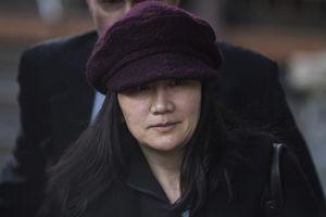 Phiên điều trần dẫn độ 'công chúa' Huawei Mạnh Vãn Châu bị lùi sang tháng 3