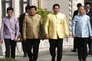 Thái Lan: 4 bộ trưởng trong chính quyền quân sự từ chức để tập trung tranh cử