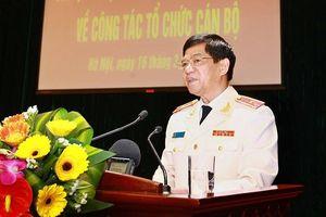 Thăng quân hàm Trung tướng cho Giám đốc Công an Hà Nội