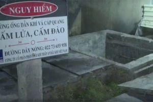 Thái Bình: Ngạt khí gas, 3 nam công nhân tử vong