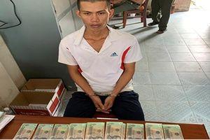 Tàng trữ, lưu hành tiền giả ở Kiên Giang: Khởi tố 6 đối tượng