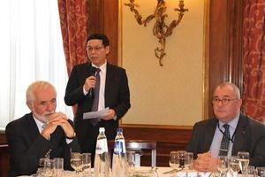 Liên minh Bỉ-Việt tăng cường hỗ trợ các doanh nghiệp hai nước