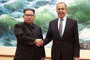 Moscow phủ nhận thông tin về 'đề xuất bí mật' giữa Nga và Triều Tiên
