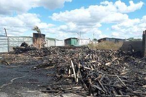 Kon Tum: Bắt giữ đối tượng 2 lần đốt xưởng gỗ của cha dượng