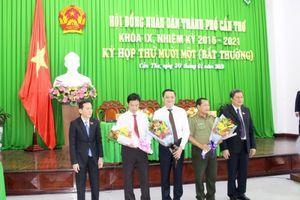 Chủ tịch quận Ninh Kiều đắc cử Phó Chủ tịch UBND TP Cần Thơ