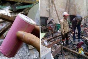Hà Tĩnh: 4 học sinh chế pháo nổ chơi Tết, 1 người chết, thổi bay mái nhà