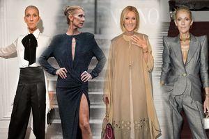Với Celine Dion, tuần lễ thời trang Haute Couture là mùa 'lên đồ' trẩy hội