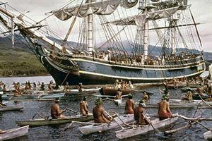 Vụ nổi loạn trên tàu Bounty: Công lý được thực thi