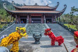 Độc đáo 'Lễ hội Thần Tài' trên núi ở Đà Nẵng